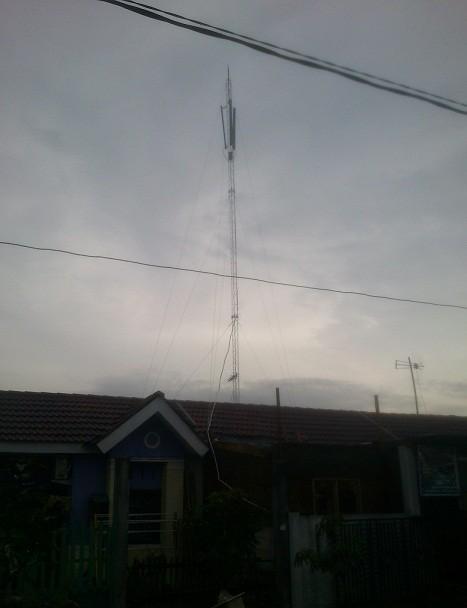 sinyal mengudara