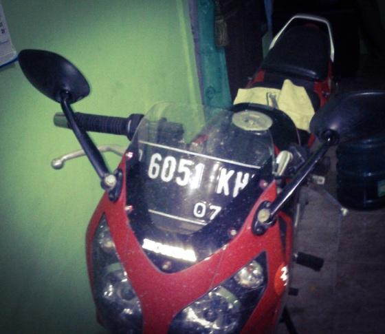 Spion Honda CBR