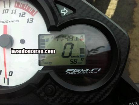 Speedometer CB150R