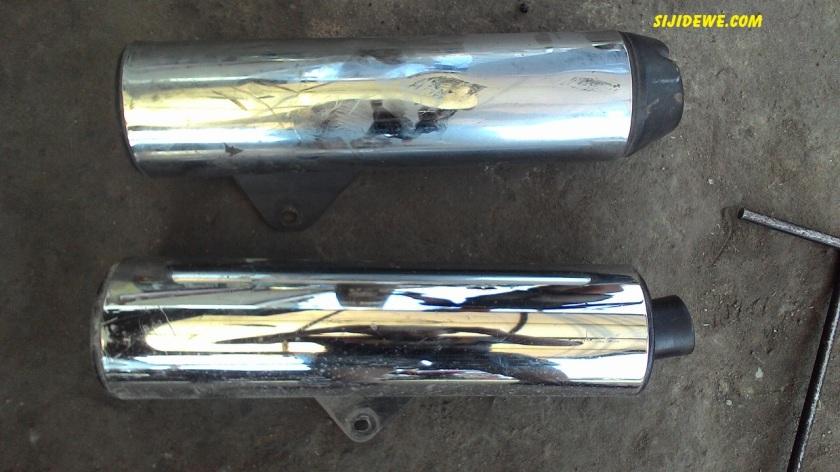 Silincer Honda CBR150R Honda CS1