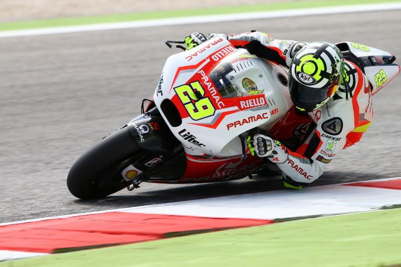 Andrea Ianone Free Practice 1 MotoGP 2014 Aragon