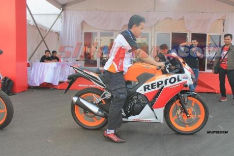 test ride1