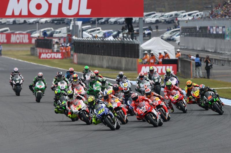 MotoGP 2014 Sepang Malaysia Line Up Rider MotoGP2015