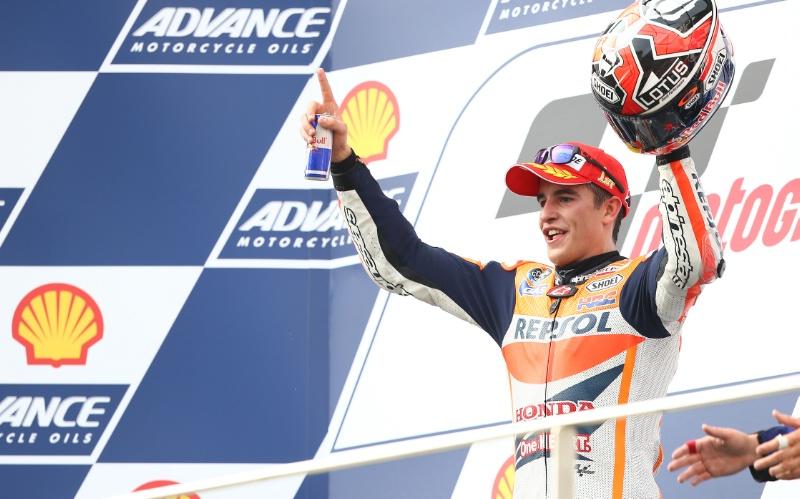 MotoGP 2014 Sepang Malaysia, Marquez Juara Bersanding dengan RecordDoohan