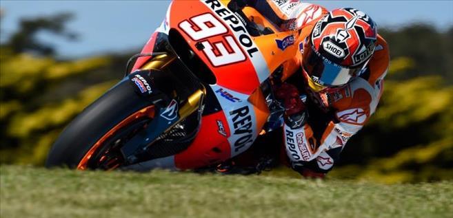 MotoGP 2014  Philips Island, Juara Dunia DiTangan Marquez Tetep RebutPole