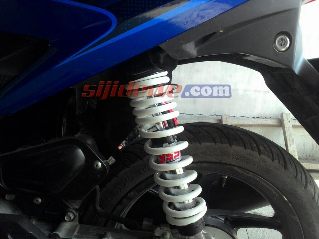 Review Shock YSS Honda Vario Techno 110 Sijidewes Blog