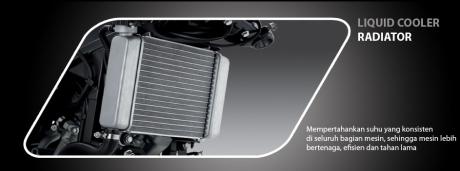 cbr150r-radiator