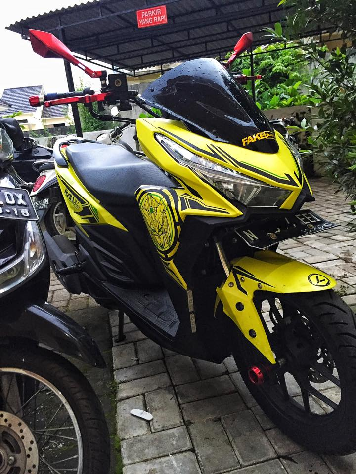 modifikasi vario 150 3